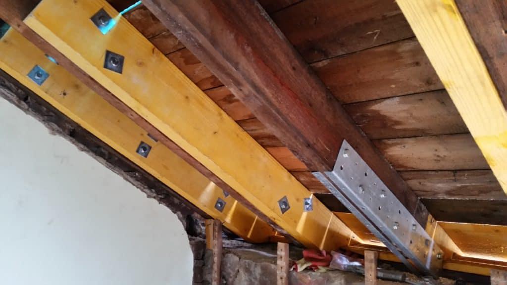 Rafter repair